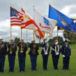 Image of the Color Guard