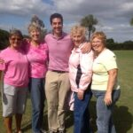 Image of Jesse Watters and the girls