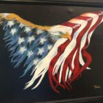 Image of painting by Teri Godin
